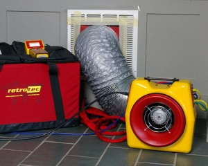 Most ducts need to be sealed to increase the efficiency of your furnace.