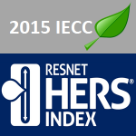 2015 IECC Adopts HERS Index!